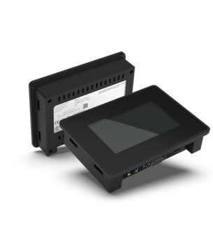 HMe series touch terminals shadow