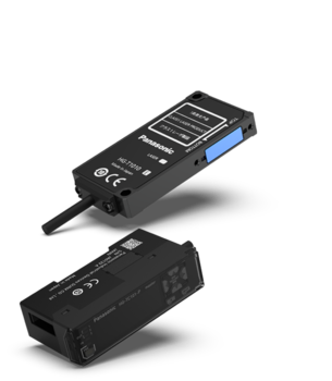 HG-T laser thru-beam sensor for measurements shadow
