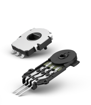 Potentiometers / Sensors shadow
