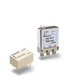 High frequency relays product hero