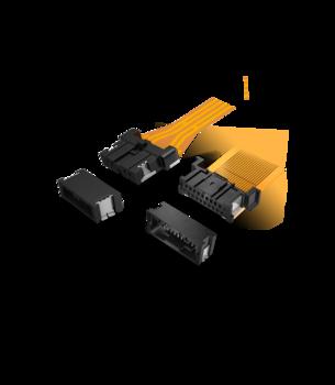 CF1 / CF2 connectors